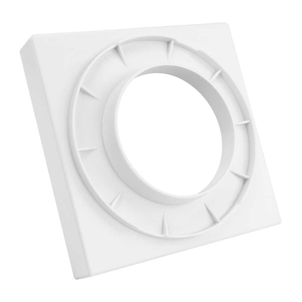 Ralo Oculto invisível 15x15 Universal Branco Astra