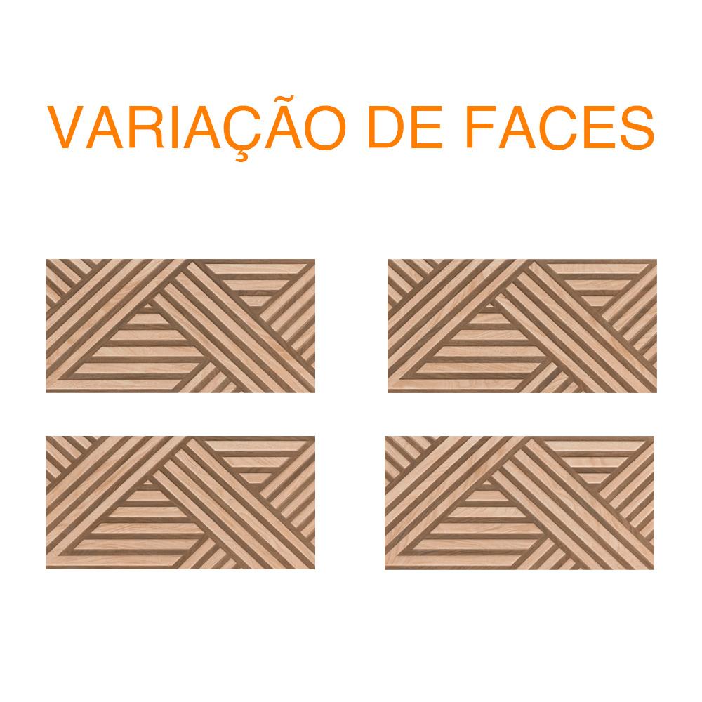 Revestimento Eliane FRAME TACO MA (A) 45x90