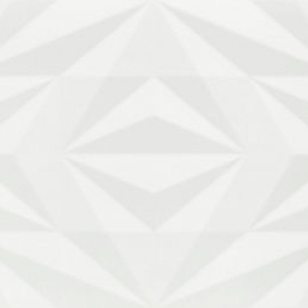 Revestimento Eliane LOSANGO BRANCO Acetinado 32,5x59 (A) Retificado