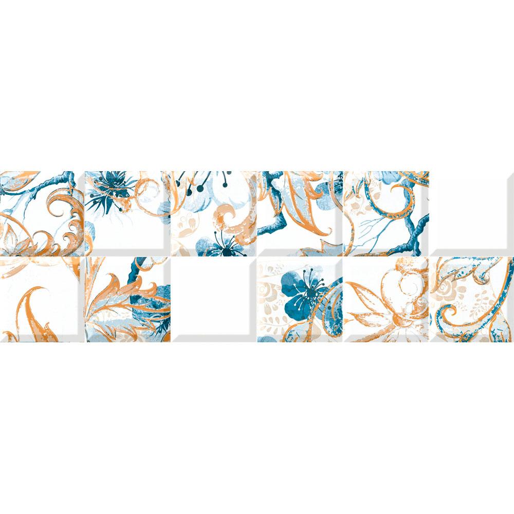 Revestimento Incepa INS BLOSSOM BLUE Acetinado (A) 30x90,2