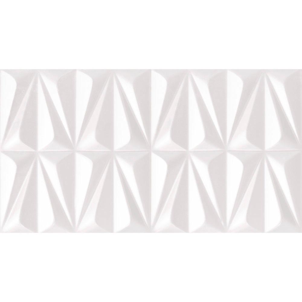 Revestimento Incepa INS LUDO WHITE Brilhante (A) Retificado 32x59