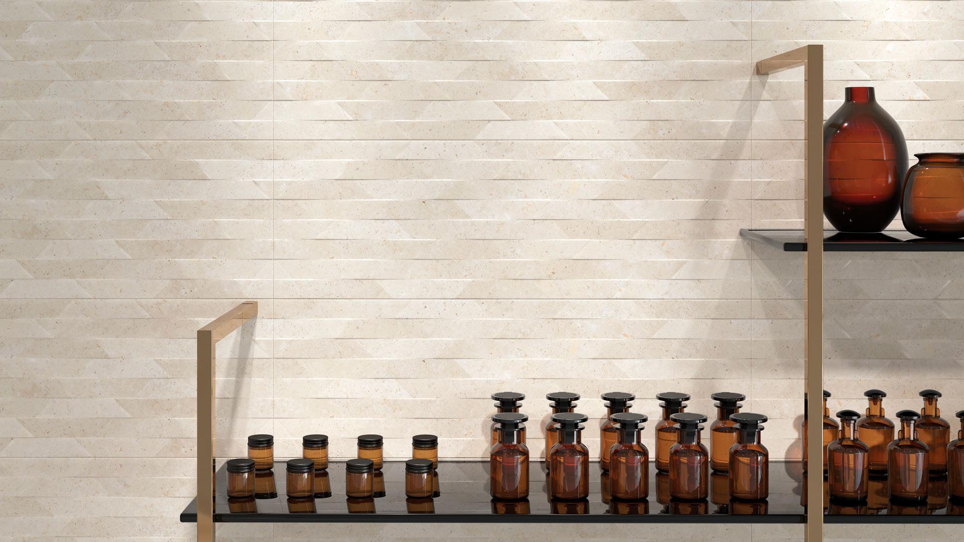 Revestimento Incepa STONE ORIENT BEGE Acetinado (A) 30x90,2