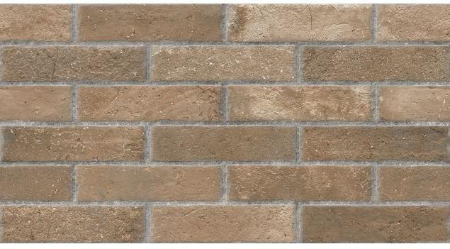 """Revestimento Reffinato Ceramica Brick Old HD 31x59cm """"A"""""""