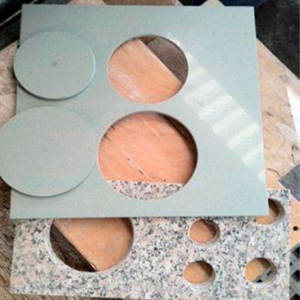 Serra Copo 35mm Longa Concreto Alvenaria Granito Cortag