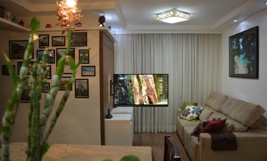 Suporte Tv 23 A 55 Braço Extensor 90° Brasforma sbrp431