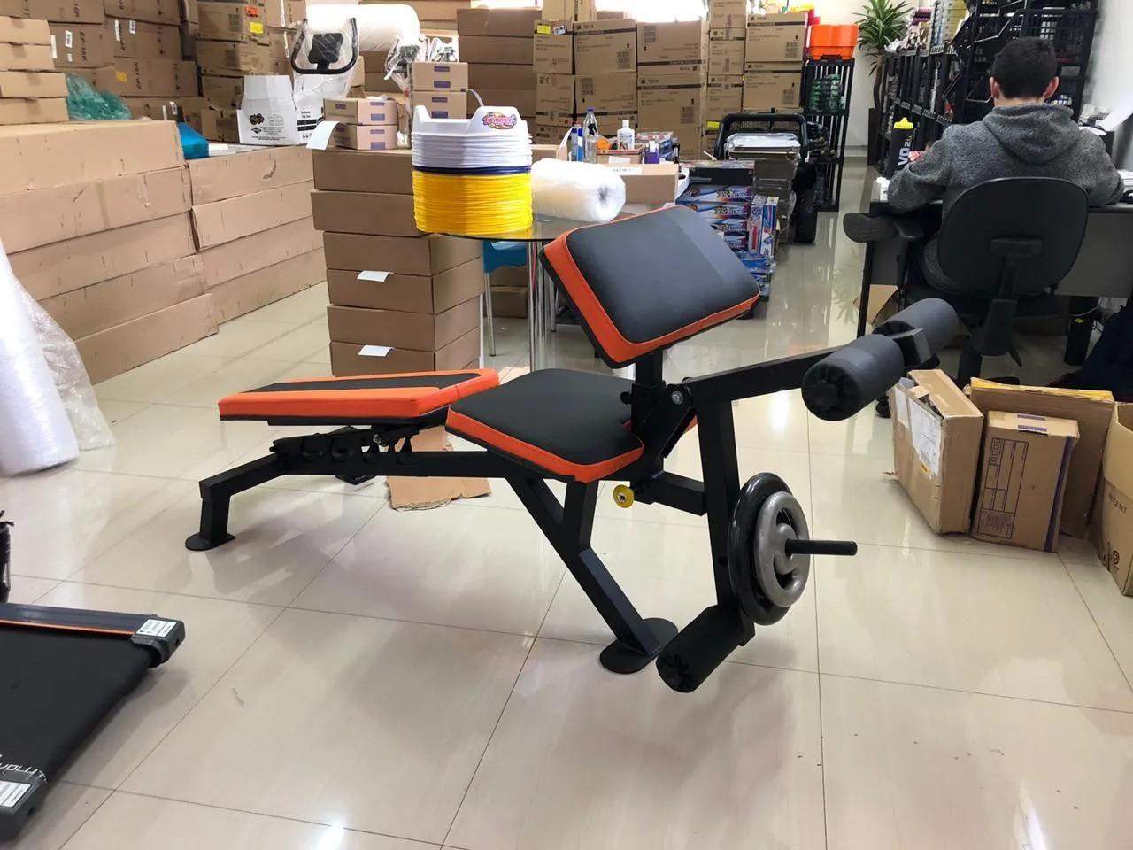 BANCO SUPINO EVOX X150  - Evox Fitness Brasil