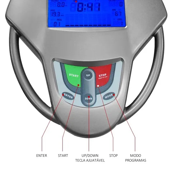 BIKE ERGOMETRICA VERTICAL PROFISSIONAL SX WNQ / ELETRO MAGNÉTICA / FRETE GRATIS  - Evox Fitness Brasil
