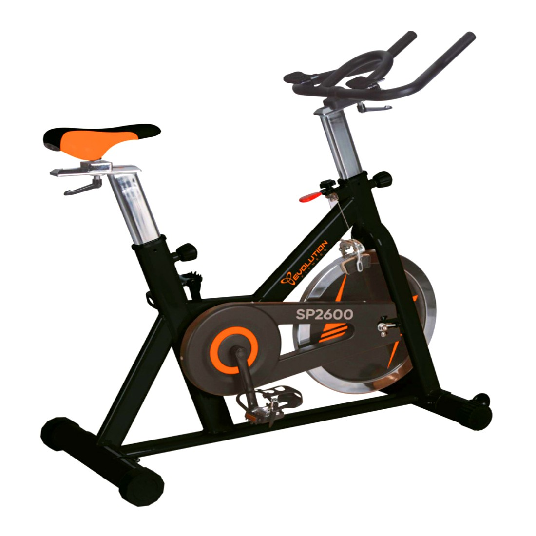 BIKE SPINNING  EVOX EVOLUTION SP2600 - DISCO 20KG