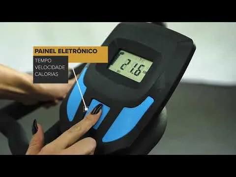 BIKE SPINNING  TP 1000   - Evox Fitness Brasil