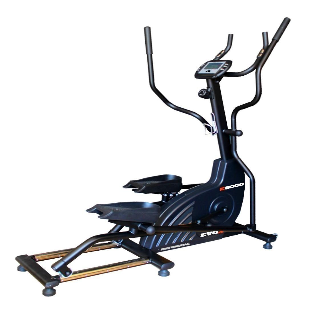 ELÍPTICO MAGNÉTICO  EVOX  E8000   - Evox Fitness Brasil