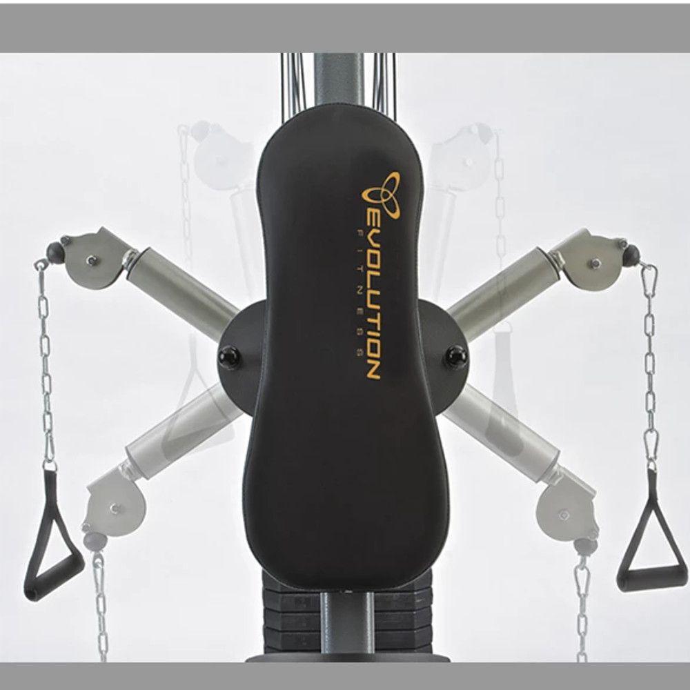 ESTAÇÃO DE MUSCULAÇÃO EVOLUTION FT12000 ( USADO SHOW ROOM)  - Evolution Fitness Brasil