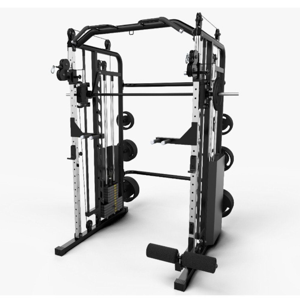 ESTAÇÃO MULTI CROSS SMITH   MX 9000  - Evox Fitness Brasil
