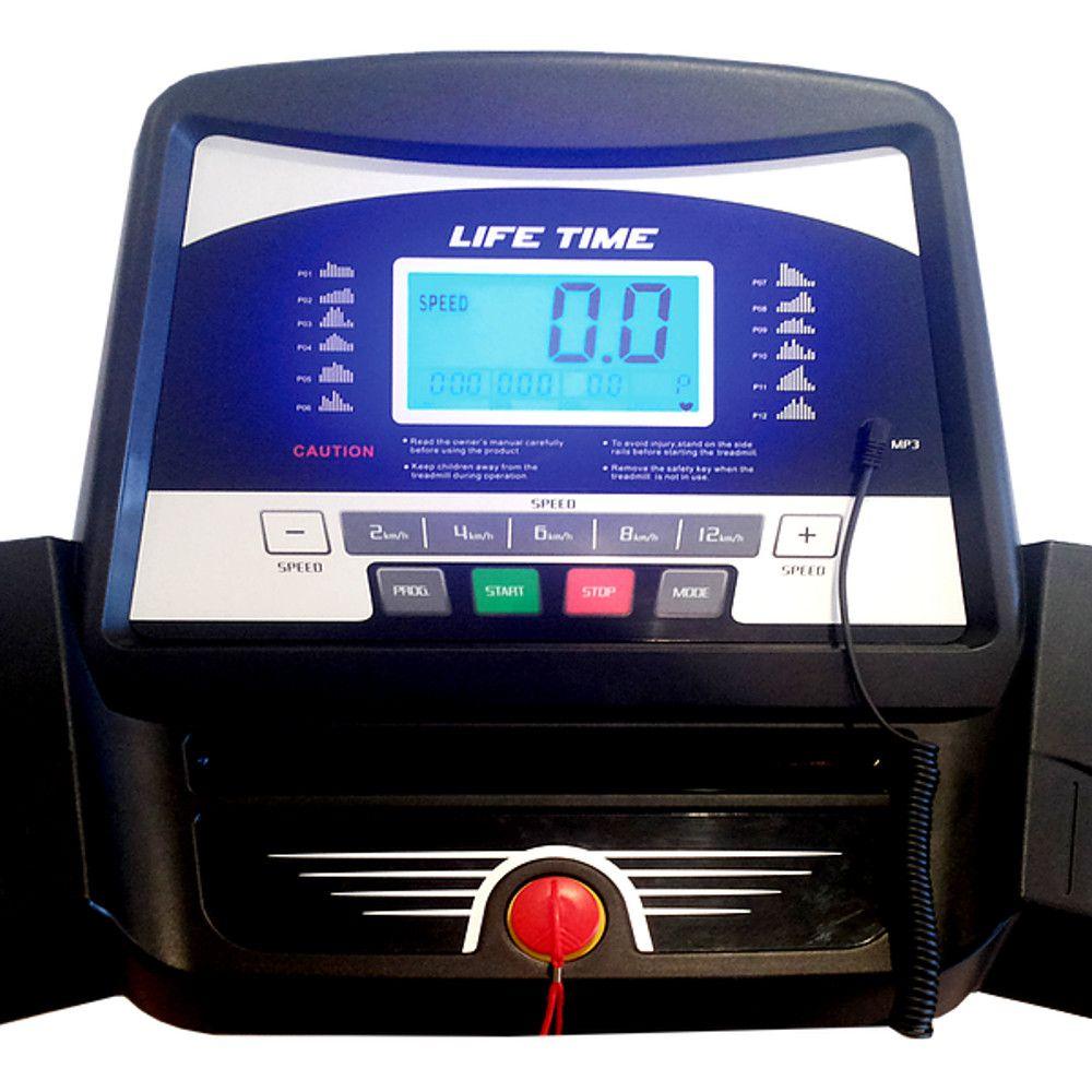ESTEIRA ERGOMÉTRICA  LT100 / 110V SHOWROOM  - Evox Fitness Brasil