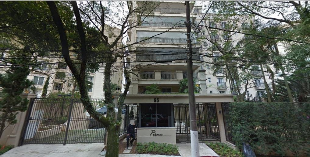 SÃO PAULO-SP - Apartamento 408m2, 05 Vagas+Box, Cidade Jardim