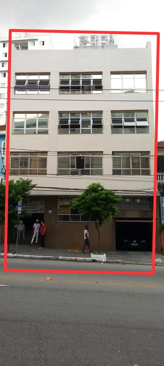 SÃO PAULO - SP - Prédio 1.800m2, Terreno 450m2, 10 Vagas Garagem, Liberdade