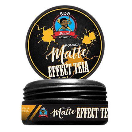 Pomada Matte Efeito Teia 2 em 1 BDB 150 g
