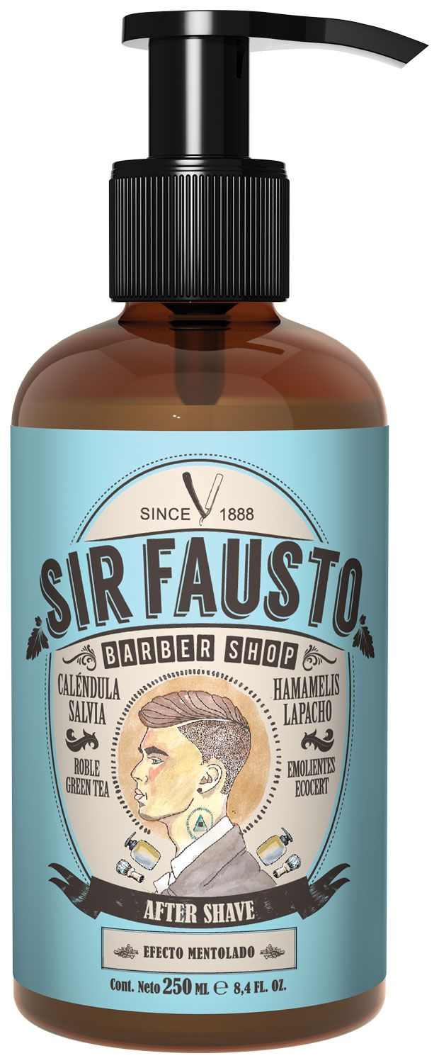 Pós Barba Sir Fausto 250 ml