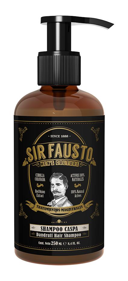 Shampoo para Cabelo com Caspa 250ml