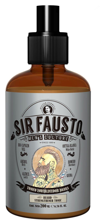 Tônico para Barba Sir Fausto 200 ml