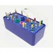 Estojo p/ Autoclavar Limas (60 Instrumentos) - MkLife