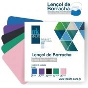 Lençol de Borracha Colorido (12,7x12,7) - MkLife