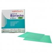 Lençol de Borracha Verde (13,5x13,5) - K Dent