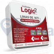 Lima  ProDesign Logic 2 25mm (C/4 Unidades) - Easy