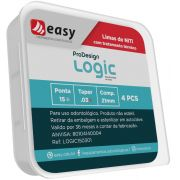 Lima  ProDesign Logic 21mm (C/4 Unidades) - Easy