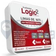Lima  ProDesign Logic 2 21mm (C/4 Unidades) - Easy