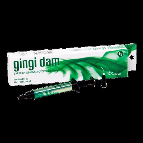 Barreira Gengival Gingi Dam 1g - Villevie  -  Dental Paiva