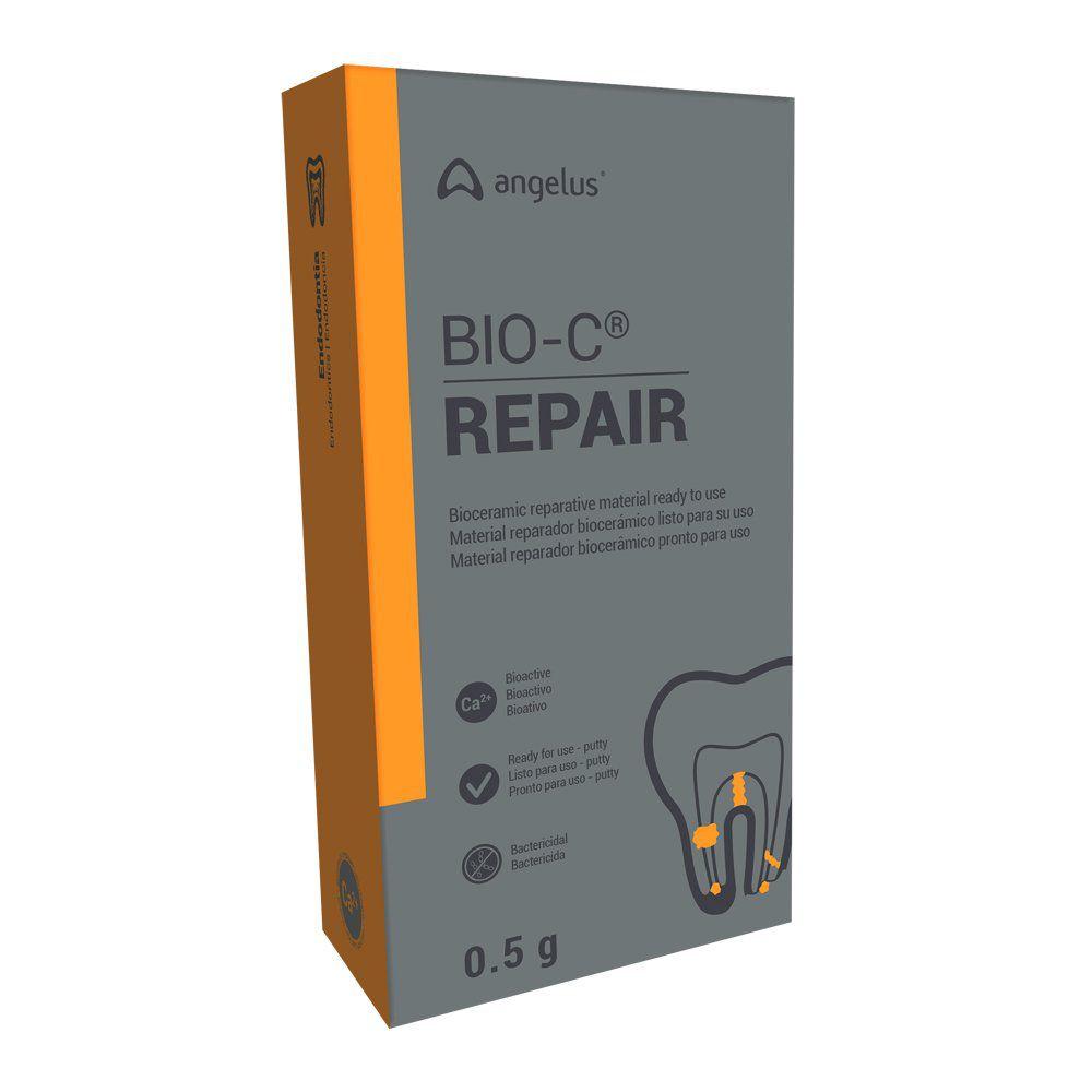 Cimento Bio-C Repair (0,5G) - Angelus  -  Dental Paiva