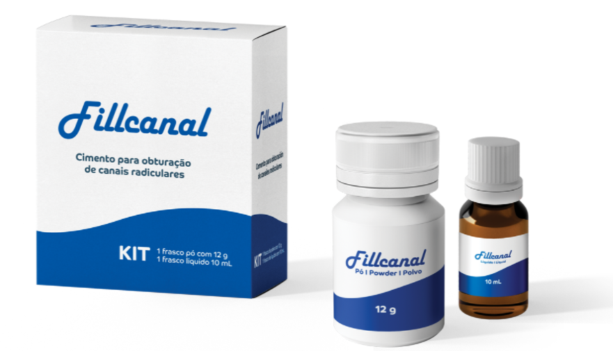 Cimento Fill Canal Kit - Maquira  -  Dental Paiva