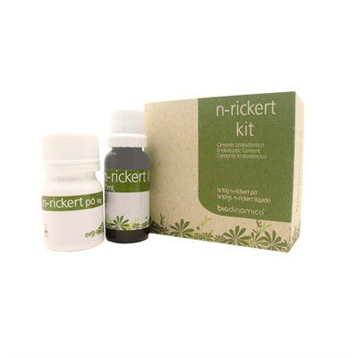 Cimento N-Rickert Kit - BioDinamica  -  Dental Paiva