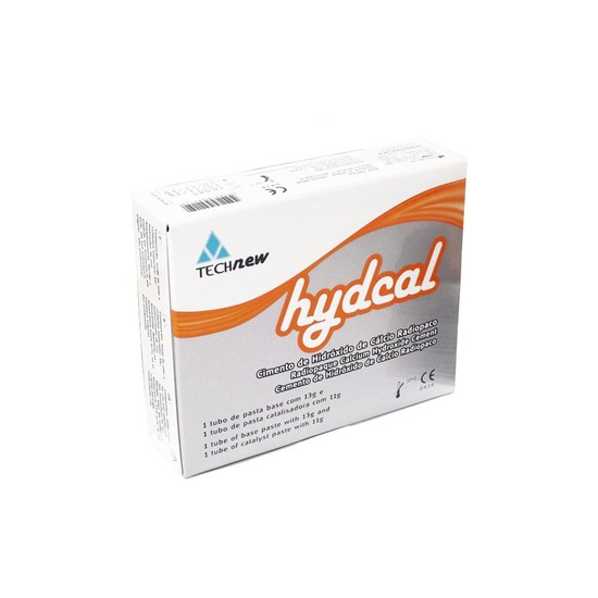 Cimento Hidróxido de Cálcio Hydcal - Technew  -  Dental Paiva