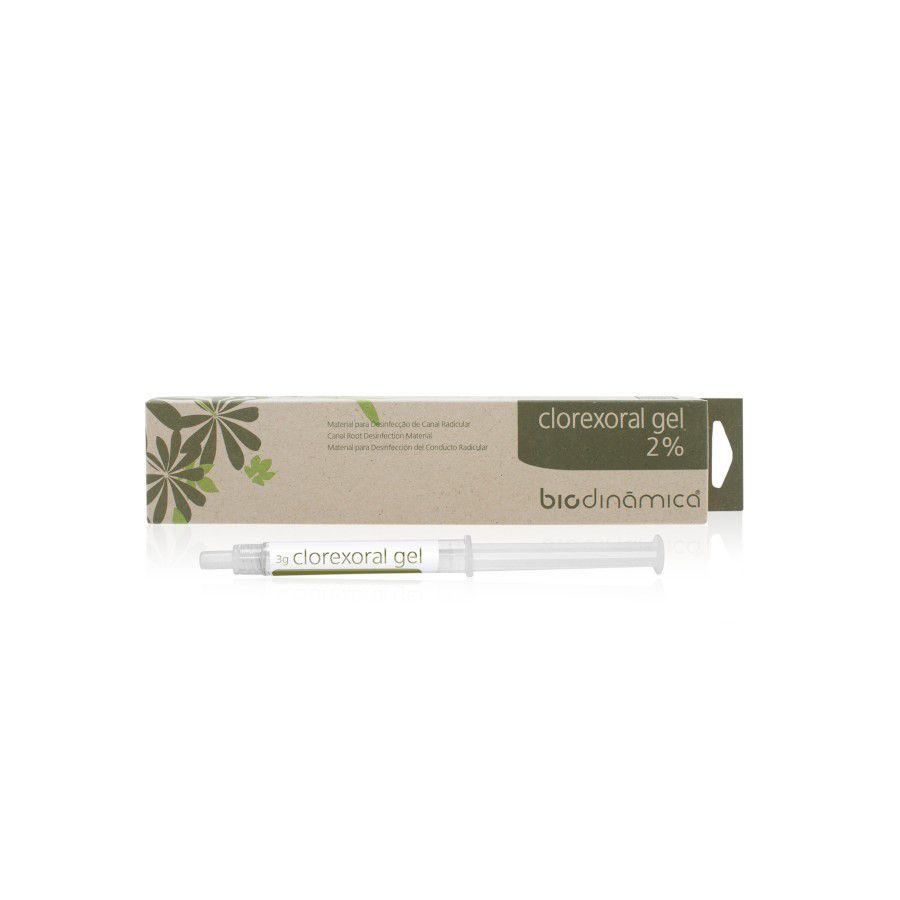 Clorhexidina Clorexoral Gel 2% - Biodinâmica  - Dental Paiva