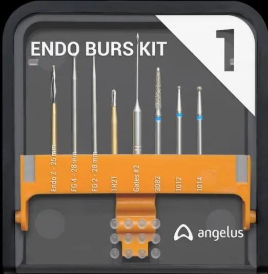 Endo Burs Kit - Angelus  -  Dental Paiva