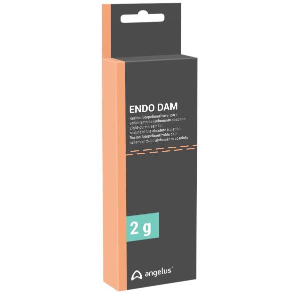 Endo Dam - Angelus  -  Dental Paiva