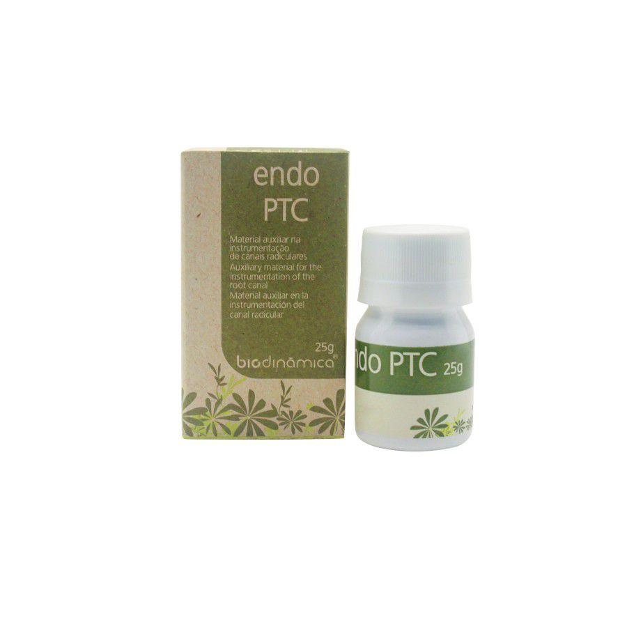 Endo PTC Pasta (25G) - Biodinamica  -  Dental Paiva