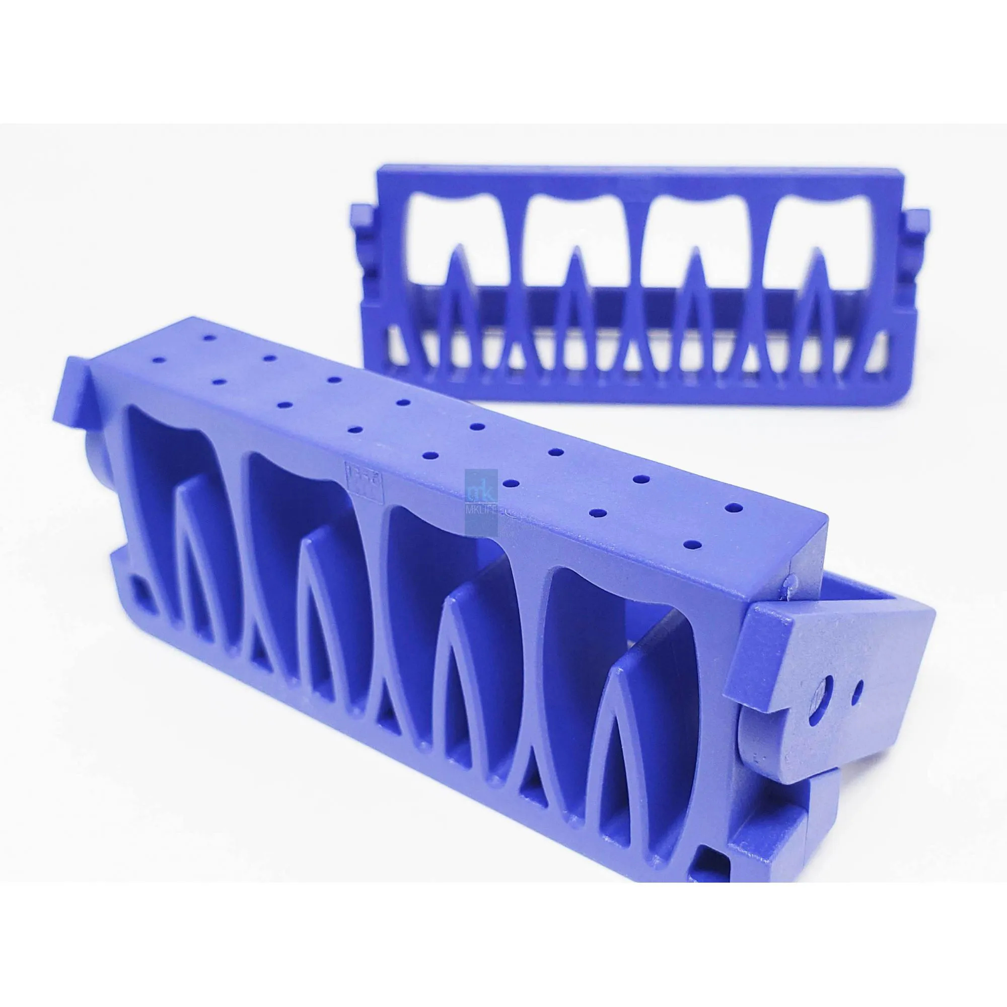 Estojo p/ Autoclavar Limas (16 Instrumentos) - MkLife  -  Dental Paiva