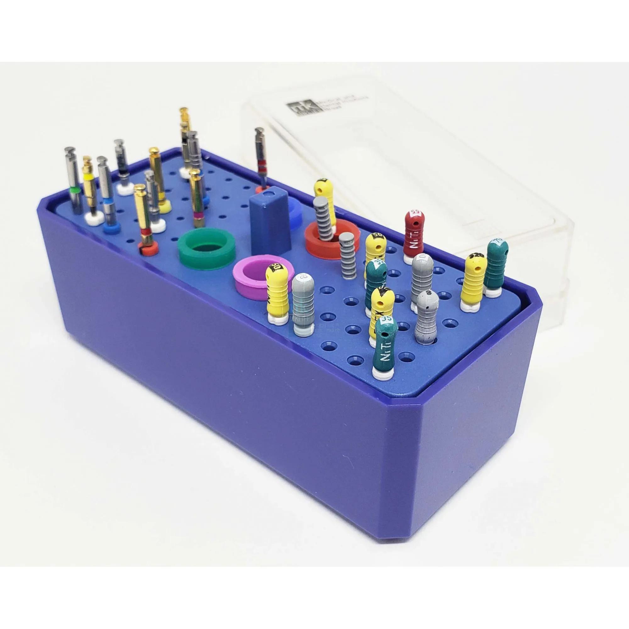 Estojo p/ Autoclavar Limas (60 Instrumentos) - MkLife  -  Dental Paiva
