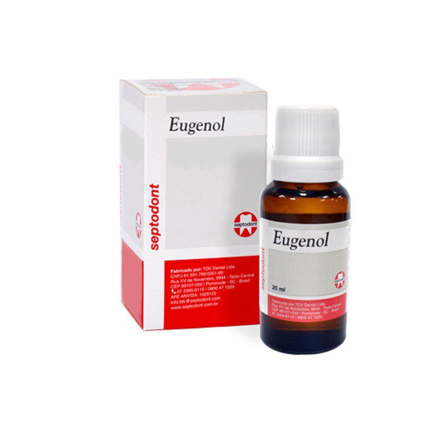Eugenol (20Ml) - Septodont  -  Dental Paiva