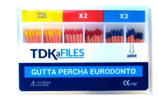 Guta Percha  Protaper Next - Tdk  - Dental Paiva