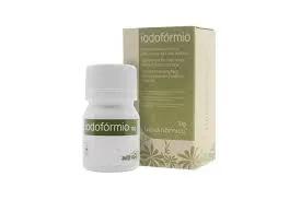 Iodofórmio - Biodinâmica  -  Dental Paiva