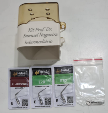Kit Professor Samuel Nogueira Intermediário - Helse  - Dental Paiva