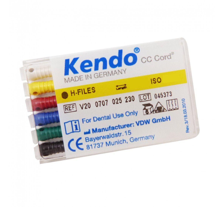 Lima Hedstroem 2ª Série - Kendo  - Dental Paiva