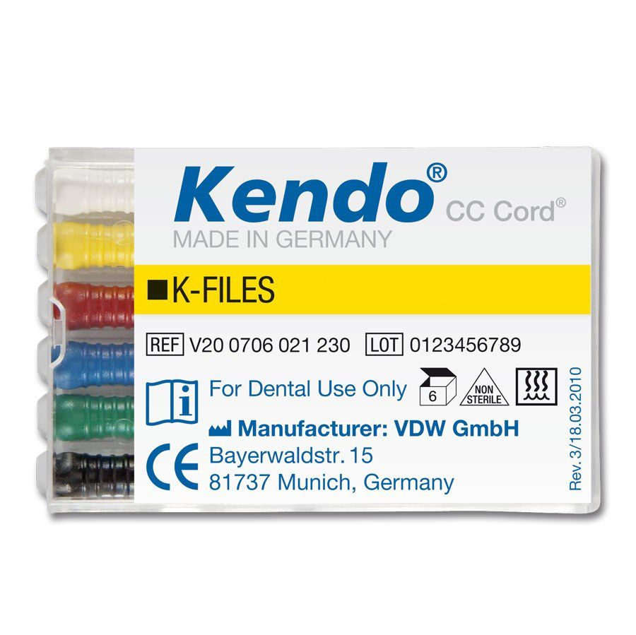 Lima K 2ª Série Kendo - Vdw  -  Dental Paiva