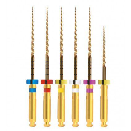 Lima PRO-T 25mm (Sx,S1,S2,F1,F2 e F3) (C/6 Unidades) - MKLife   -  Dental Paiva