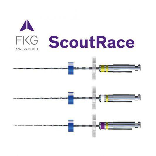Lima Scout Race (C/3 Unidades) - Fkg  -  Dental Paiva