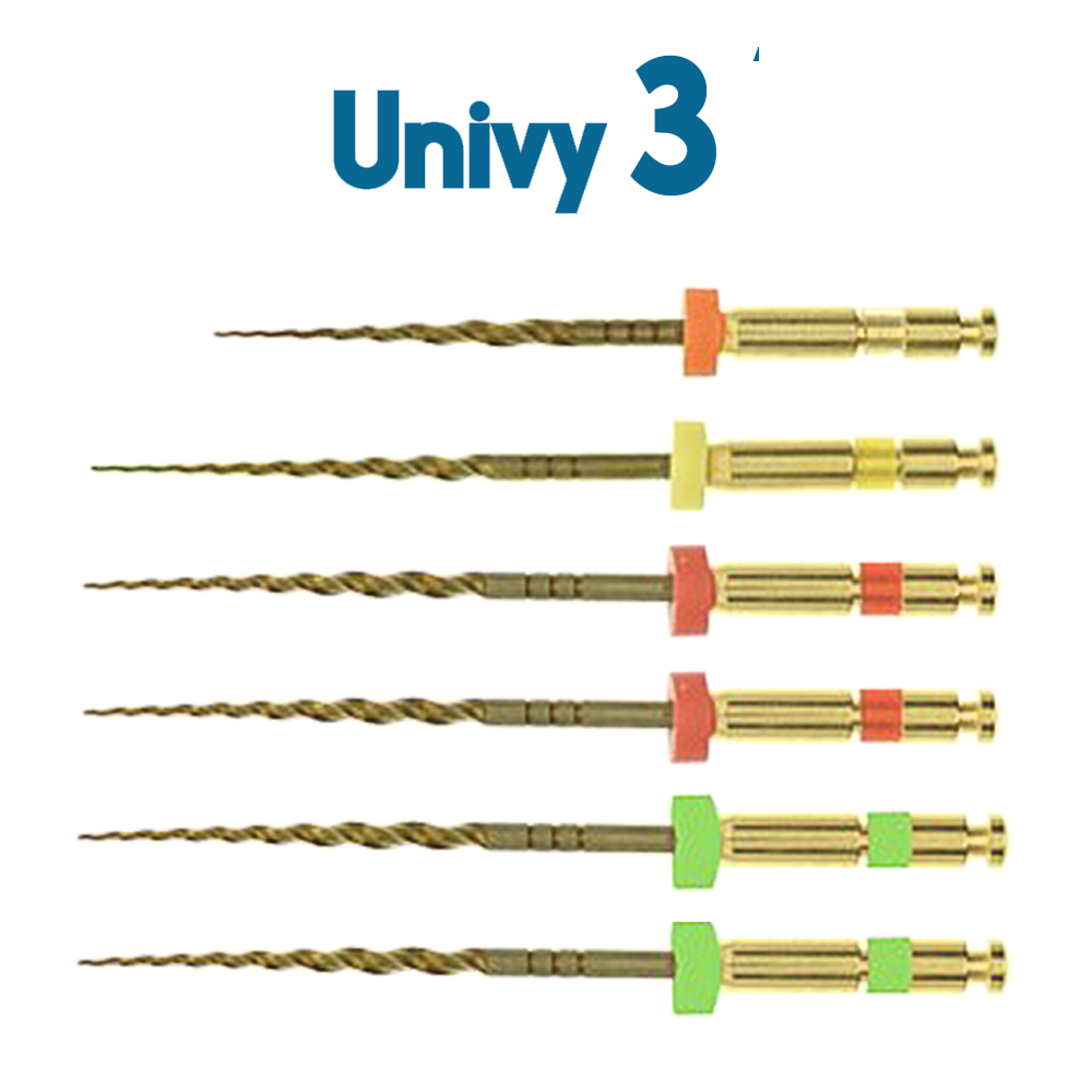 Lima Univy 3 (M-PRO) (C/6 Unidades)  -  Dental Paiva
