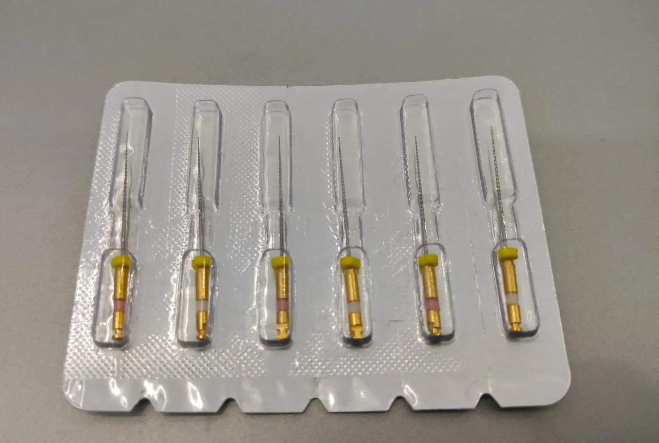Lima Univy Glide Path (C/3 Unidades)  -  Dental Paiva